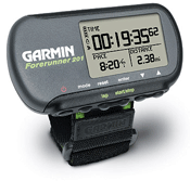 Garmin Forerunner 201 - Courtesy of Garmin.com
