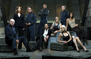 Battlestar Galactica - Main Cast