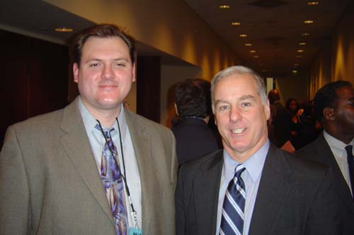 Jason Coleman(.com) and Dr. Howard Dean