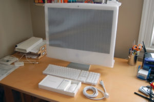 iMac Components