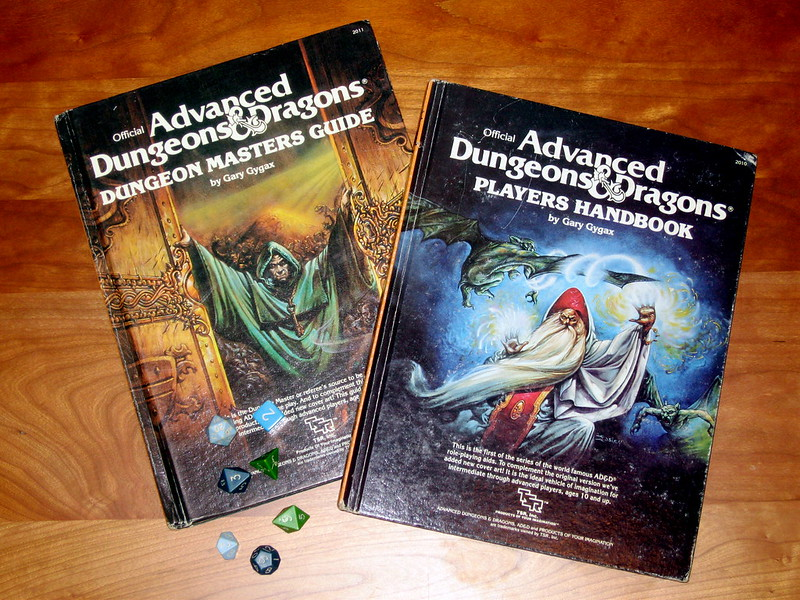 D&D - Remembering Gary Gygax