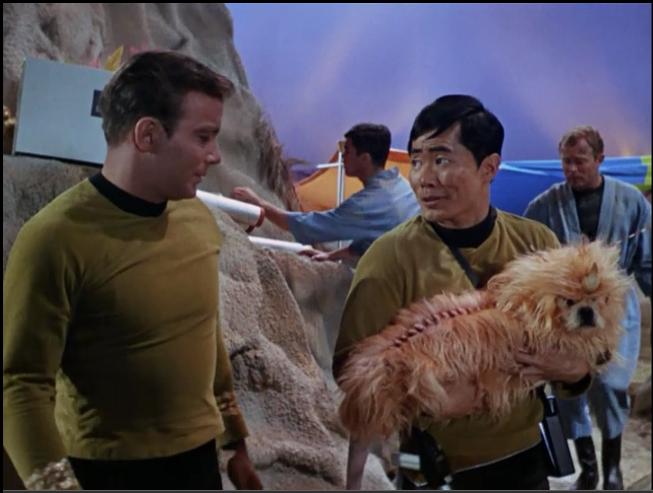 Star Trek (OS): S1E6 The Enemy Within