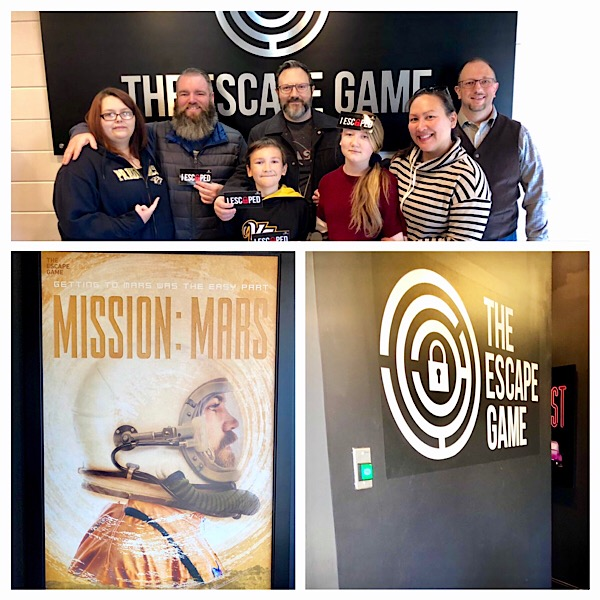 The Escape Game: Mission to Mars