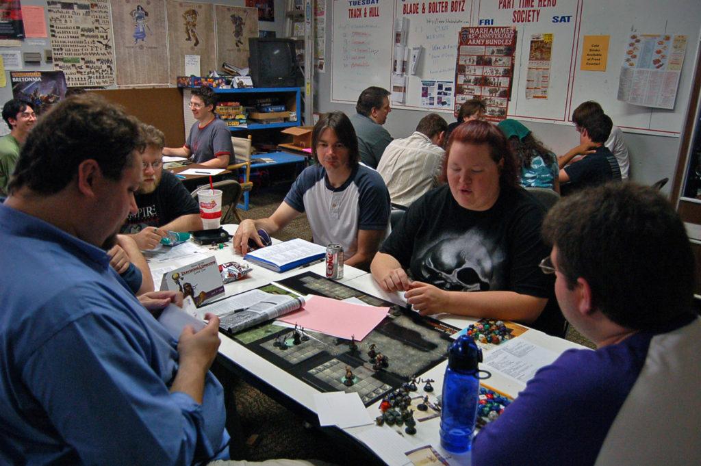 2008 D&D WWGD - Table 3