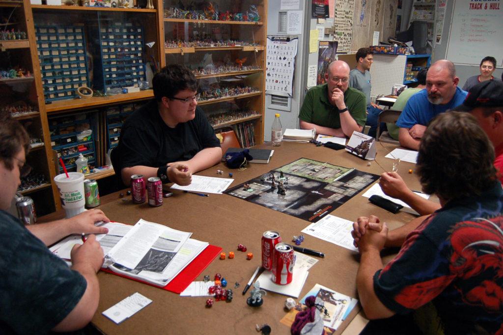 2008 D&D WWGD - Table 4