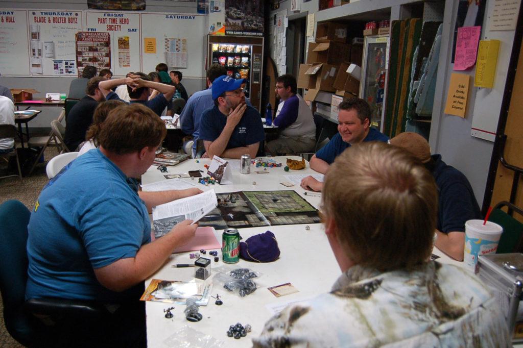 2008 D&D WWGD - Table 5